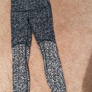 Lululemon wunder under luxtreme leggings